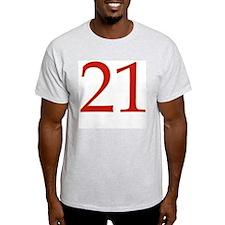 Unconquerable 21 T-Shirt