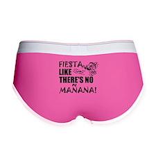 Fiesta Like There's No Manana Women's Boy Brief