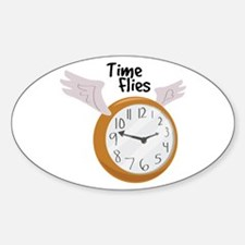 Time Flies Decal