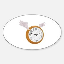 Time Flies By! Decal