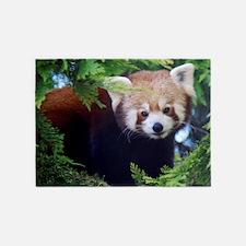 Red Panda 5'x7'Area Rug