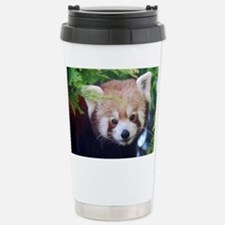 Red Panda Thermos Mug