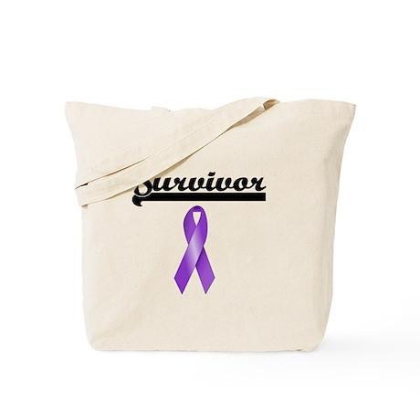 Hodgkin's Survivor Tote Bag