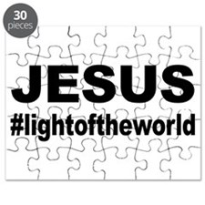 Jesus #lightoftheworld Puzzle