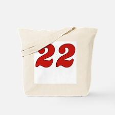 Flirt 22 Tote Bag
