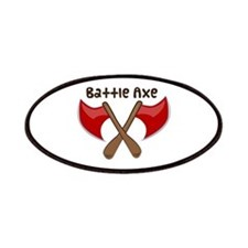 Battle Axe Patches