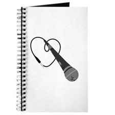 Microphone Journal