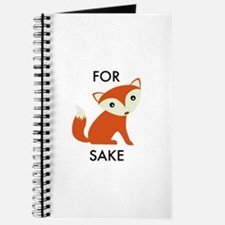 For Fox Sake Journal