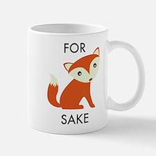 For Fox Sake Small Small Mug