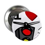 "red light district 2.25"" Button (100 pack)"