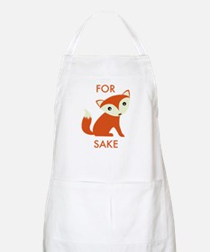 For Fox Sake Apron