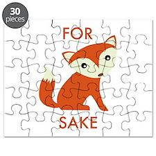 For Fox Sake Puzzle