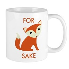 For Fox Sake Mug