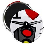 "red light district 2.25"" Magnet (100 pack)"
