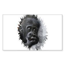 Gorilla 001 Decal