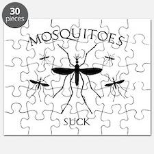 Mosquitoes Suck Puzzle