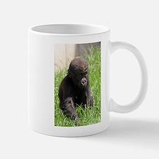 Gorilla-Baby002 Mugs
