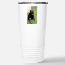 Gorilla-Baby002 Stainless Steel Travel Mug