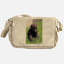 Gorilla-Baby002 Messenger Bag