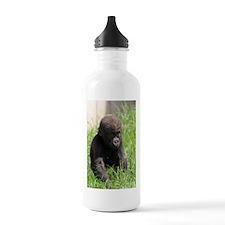 Gorilla-Baby002 Water Bottle