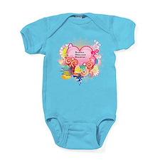 Joy - 1 John 3 23 Baby Bodysuit
