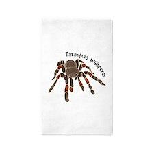 Tarantula Whisperer 3'x5' Area Rug