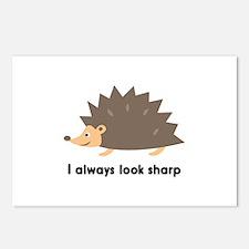 I Always Look Sharp Postcards (Package of 8)