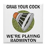 Badminton mug Drinkware