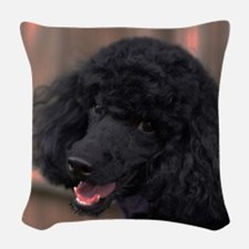 I'm Being Good, Really ... Woven Throw Pillow
