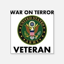 War On Terror Veteran Sticker