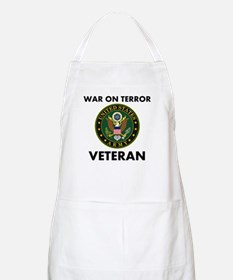 War On Terror Veteran Apron