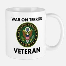 War On Terror Veteran Mugs