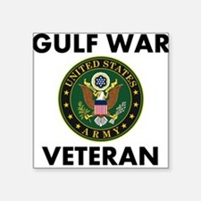 Gulf War Veteran Sticker