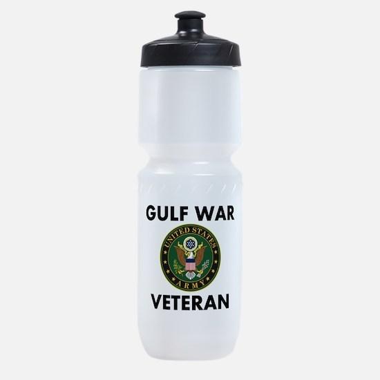 Gulf War Veteran Sports Bottle