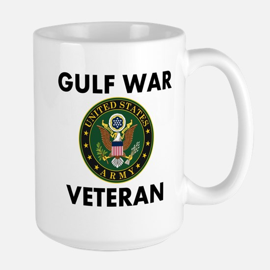 Gulf War Veteran Mugs