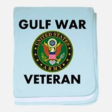 Gulf War Veteran baby blanket