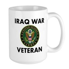 Iraq War Veteran Mugs