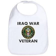Iraq War Veteran Bib