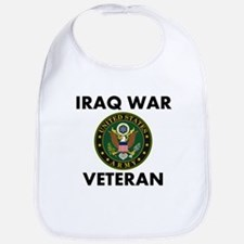 Iraq War Veteran Bib