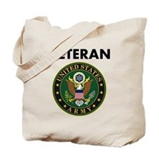 U.S. Army Veteran Tote Bag