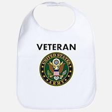U.S. Army Veteran Bib