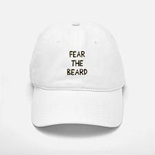 Fear the beard Baseball Baseball Cap