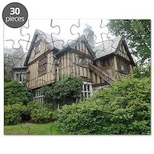 Hidden Mansion Puzzle