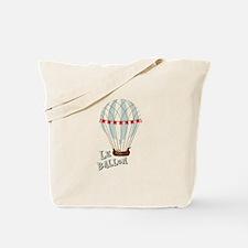 Le Ballom Tote Bag