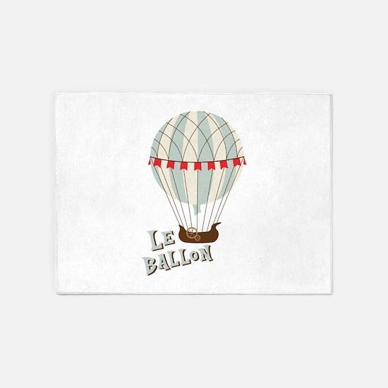 Le Ballom 5'x7'Area Rug