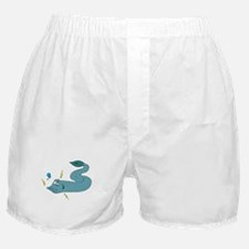 Silly Electric Eel Boxer Shorts