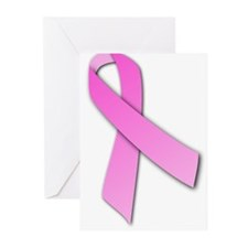 Cute Brest cancer Greeting Cards (Pk of 20)