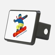 Born To Shred Hitch Cover