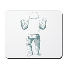 Astronaut Space Suit Mousepad