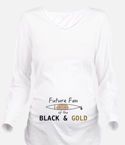 Future Fan Of The Long Sleeve Maternity T-Shirt